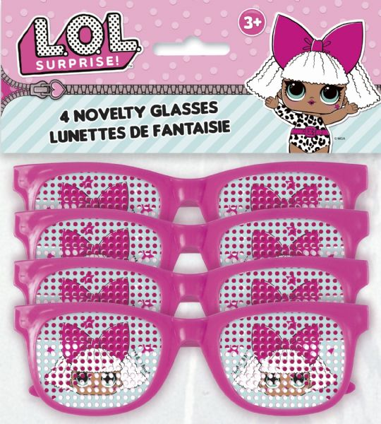 LOL Surprise Novetly Pindot Glasses (4)